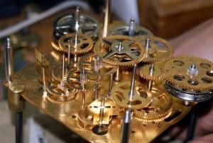 Clock Restoration