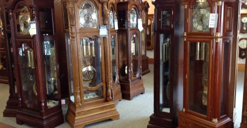 Grandfather-clock-showroom2