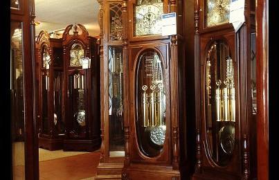 Grandfather-clocks